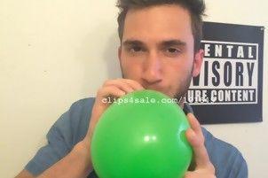 Adam Balloons Video 3 (Short Version)