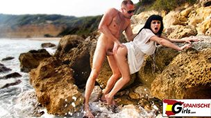 Spanish fuck on the beach – Fantasia am Strand